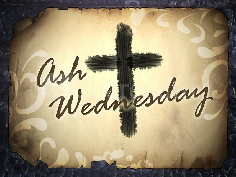 Ash wednesday service at 6 pm on wednesday february 10th ash wednesday service at 6 pm on wednesday february 10th galvestons first church m4hsunfo
